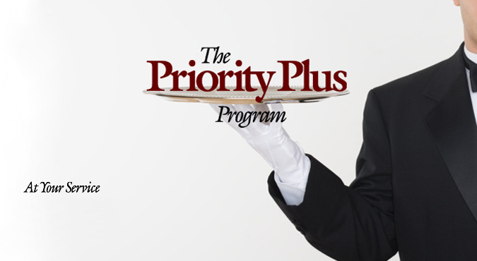 Priority Plus client programs